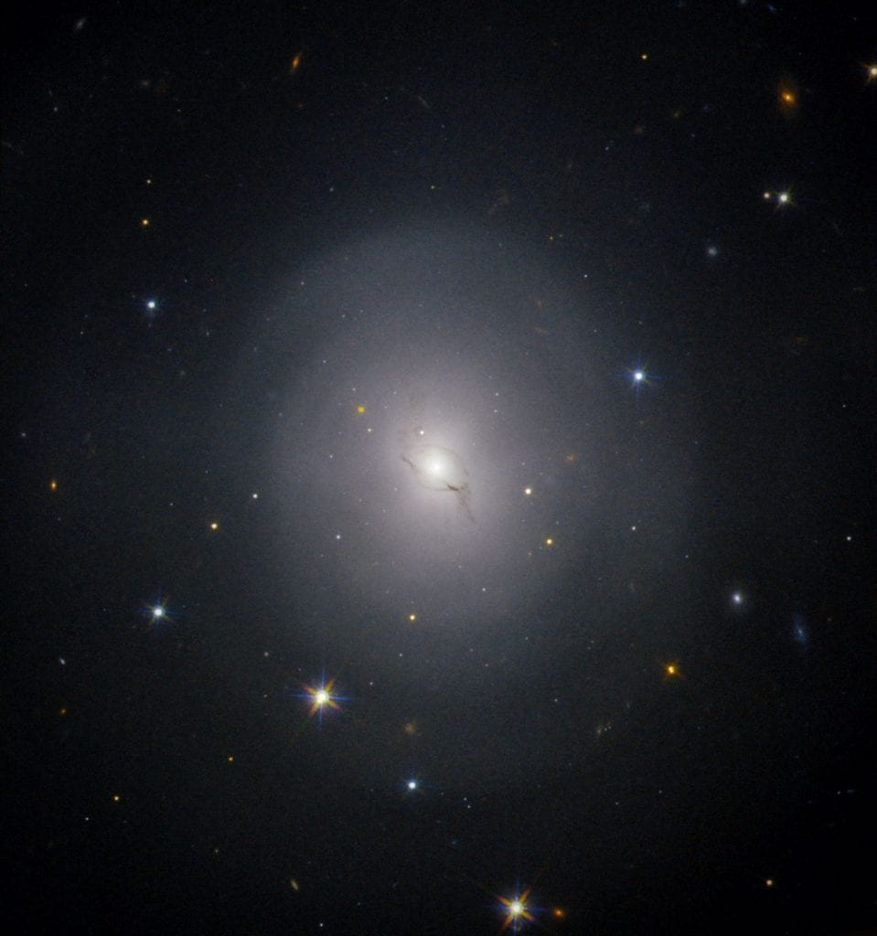 Binary Neutron Star NGC 4993 Universe Space Photo Picture Image