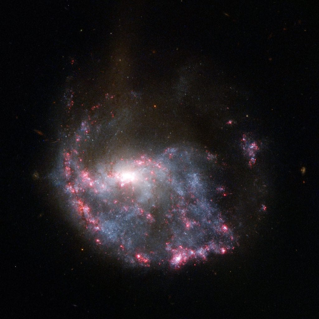 Bulls Eye Galaxy Universe Space Photo Picture Image