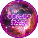 Cosmic Space Gallery Button