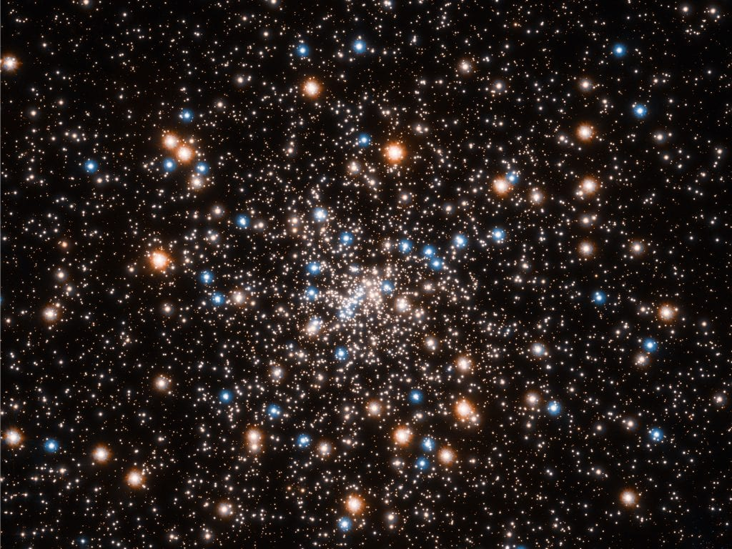 Globular Star Clusters in NGC 6397 Universe Space Photo Picture Image
