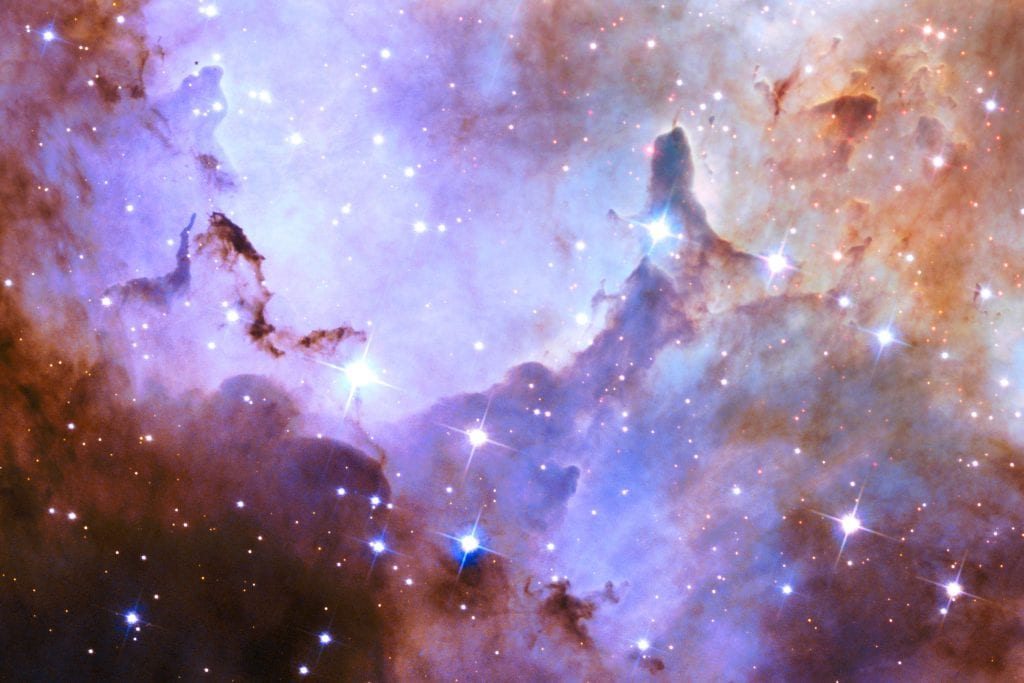 Westerlund II Star Cluster Nebula Charlie Universe Space Photo Picture Image