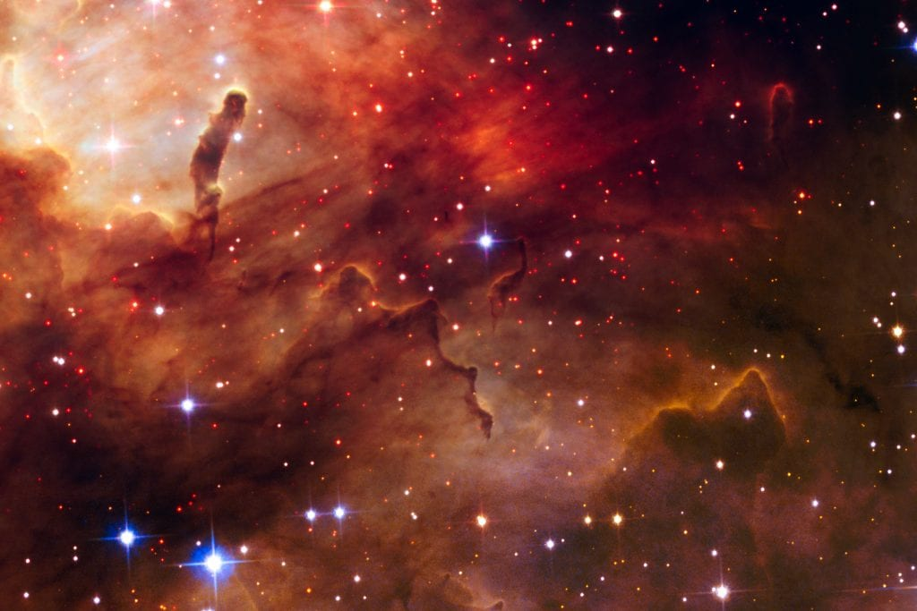Westerlund II Star Cluster Nebula Delta Universe Space Photo Picture Image