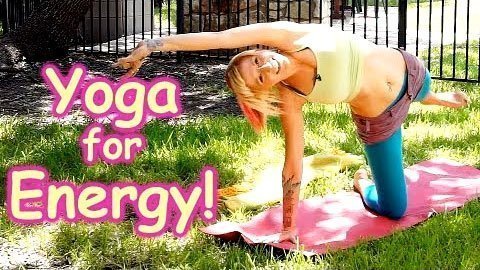 20 Minute Beginner Yoga Workout Routine for Energy