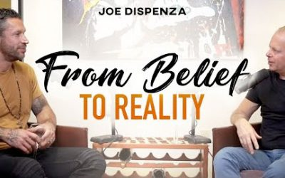 Dr Joe Dispenza REVEALS THE FORMULA to Choose Your Destiny Aubrey Marcus