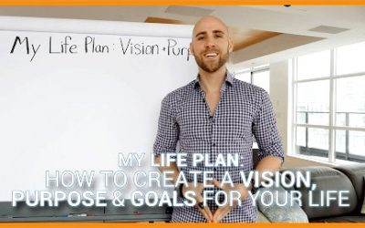 My Life Plan How To Create A Vision Purpose Goals For Your Life Stephan James