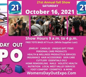 Womens Day Out Expo Event Flyer mec thumb 300 268